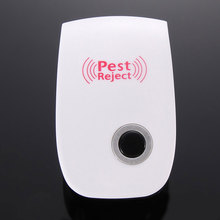 Hot New Fashion Top Sale Mosquito Killer Electronic Multi-Purpose Ultrasonic Pest Repeller Reject Rat