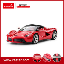 Rastar Licensed 2016 NEW! 1:14 Ferrari LaFerrari rc car with battery/light remote control car toys 50100(China)