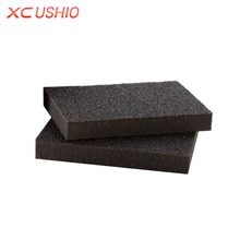 2pcs/lot Thin Nano Emery Magic Sponge Super Descaling Cleaning Sponge Kitchen Bathroom Removing Rust Sponge Rust Eraser(China)