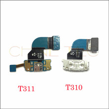 Original Dock Connector Charger USB Charging Port Flex Cable For Samsung Galaxy Tab 3 8.0 SM T310 T311(China)