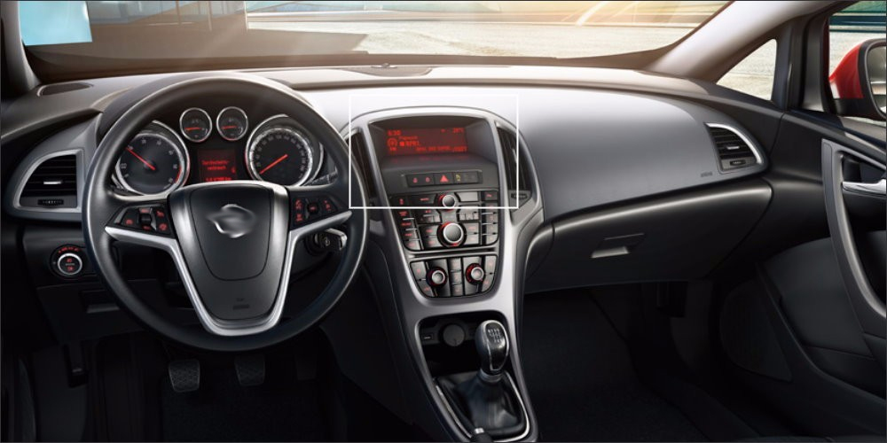 For Opel Astra 2010~2013-5