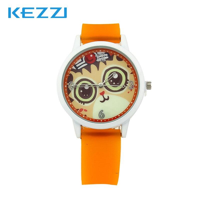 Cat Cartoon Waterproof Leather Quartz Watch Women Brand Wristwatch Girls Boys Children Casual Watch Relojes Mujer Clock Saati<br><br>Aliexpress