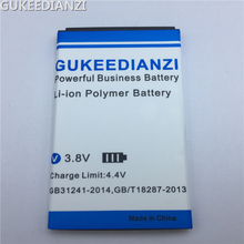 GUKEEDIANZI 1500mA HB4F1 Battery For Huawei Ascend E5331 EC5321 T8808D G306T C8820 U8230 U9140 U8520 C8600 U8220 U8800 E5 C8800(China)