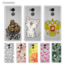CROWNPRO Redmi 4 Pro Case Silicone Painting Case Back Protector Xiaomi Redmi 4 Pro Soft TPU Phone Cases Cover 5.0 inch