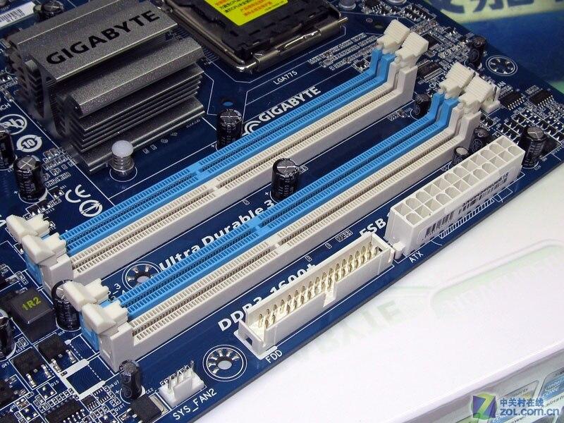 Интернет магазин товары для всей семьи HTB1vJINd4GYBuNjy0Fnq6x5lpXa8 Gigabyte GA-EP43T-S3L 100% Оригинал материнская плата LGA 775 DDR3 USB2.0 16G P43 EP43T-S3L настольная материнаская плата SATA II Systemboard используется
