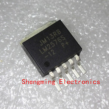 10 шт. LM2576S-12 LM2576S LM2576 TO263-5 IC(China)