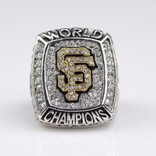 2012 MLB San Francisco Giants Major League Baseball Championship Ring for Fans