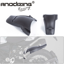 Free Shipping Rear Tire Hugger Mudguard Fender for BMW R1200GS R 1200 GS LC Adv 2013 2014 2015 2016 2017 after market