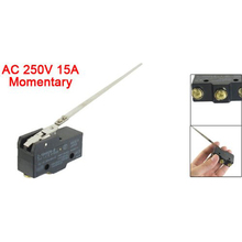 THGS New AC 250V 15A Low-Force Hinge Lever Momentary Micro Switch Microswitch