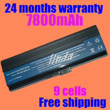 JIGU [Special Price] New laptop battery for Acer Aspire 3030 3610 3600 3680 3050 5050 5570 5580 5030 5500 5550,Free shipping