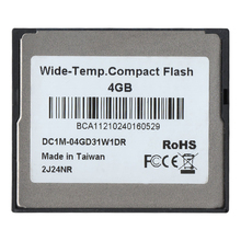 4G 4GB Memory card iCF 4000 Industrial CF Card Wide Temp Compact Flash