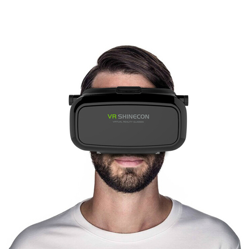 VR SHINECON 6.0 vr box 2.0 3d vr glasses virtual reality gafas goggles google cardboard Original bobo vr headset For smartphone (18)