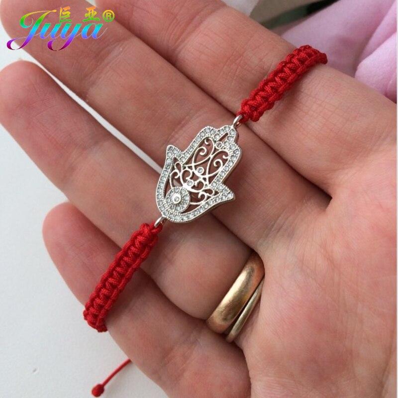 DIY-Earrings-Bracelets-Making-Accessories-Micro-Pave-Zircon-Hamsa-Hand-Charm-Connectors-Handmade-Women-Jewelry-Findings