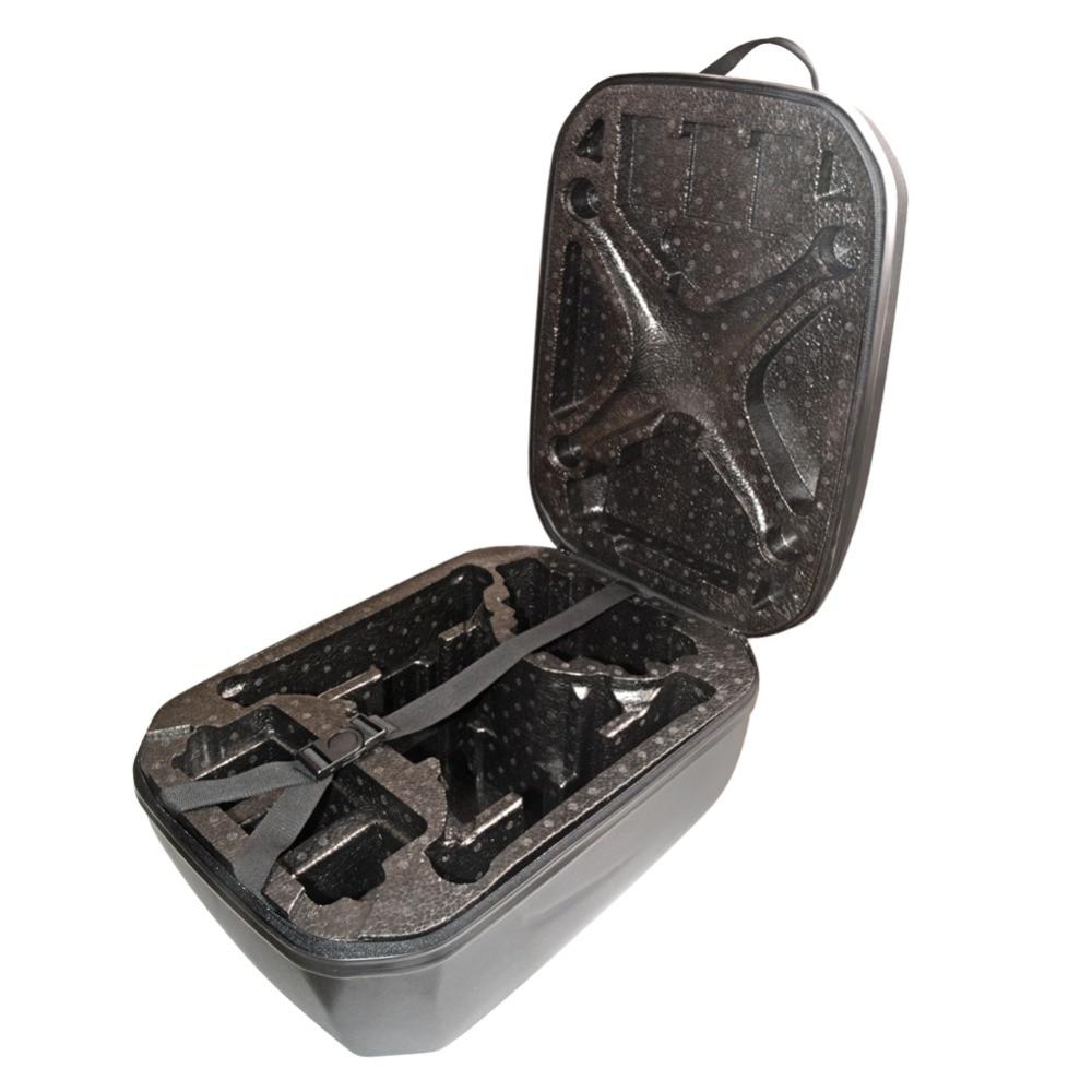 2017 DJI Phantom 3 Drone Backpack Harshell Bag Waterproof bag Box For DJI Phantom 4 pro/pro + Drone RC Quadcopter