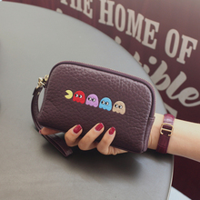 Leather Special Offer Limited Day Clutches Hand Bag 2017 Female All-match Temperament Korean Mobile Phone Simple Small Handbag