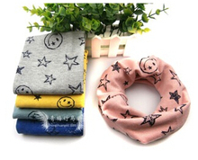 Free shipping Lovely outdoor scarves multifunctional warm magic ring10(China)