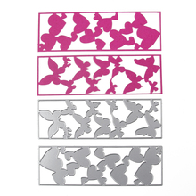 Metal cutting dies Heart & Butterfly Scrapbooking Accessories card paper craft home decoration embossing stencil cutter