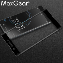 Full Screen 3D Curved Surface Tempered Glass Film For Sony Xperia X XA XP Screen Protector Saver Glass On XA Ultra Guard