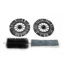 Clean the ground High-quality materials Sweeping machine accessories brush rag(China)