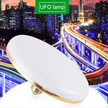 UFO led Bulb lamp e27 LED Light 15W 30W 40W 60W Aluminum Lamp E27 220v 230v 240v Lampara Ampoule - hyglight2 store
