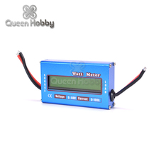 Digital LCD Screen 100A 60V DC RC Helicopter Airplane Battery Power Analyzer Watt Meter Balancer FOR RC Hobby(China)