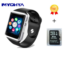 MYOHYA A1 Smart horloge android Soutien la carte sim et la tf carte smart bébé smart watch montre enfants portable dispositifs(China)