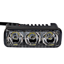 2Pcs 6 LED Bulbs DC 12V Daytime Running Light Auto Lamp Light Source Universal Car DRL Car Styling Waterproof #HP
