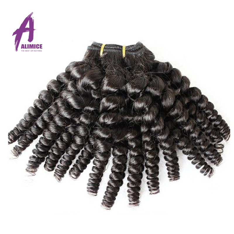 Grade 8A Afro Kinky Curly Hair Remy Human Hair 3 Bundle Cheap Mongolian Kinky Curly Hair Weave Aunty Fummi Hair Bouncy Curls<br><br>Aliexpress