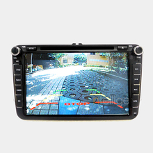 Android 6.0 2 DIN Car DVD player For VW Volkswagen Passat POLO GOLF Tiguan CC Skoda Fabia Rapid Yet Seat Leon GPS Radio screen(China)