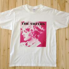 THE SMITHS Rock Music Band Tee T-Shirts Unisex Mens Womens White Short Sleeve SS1