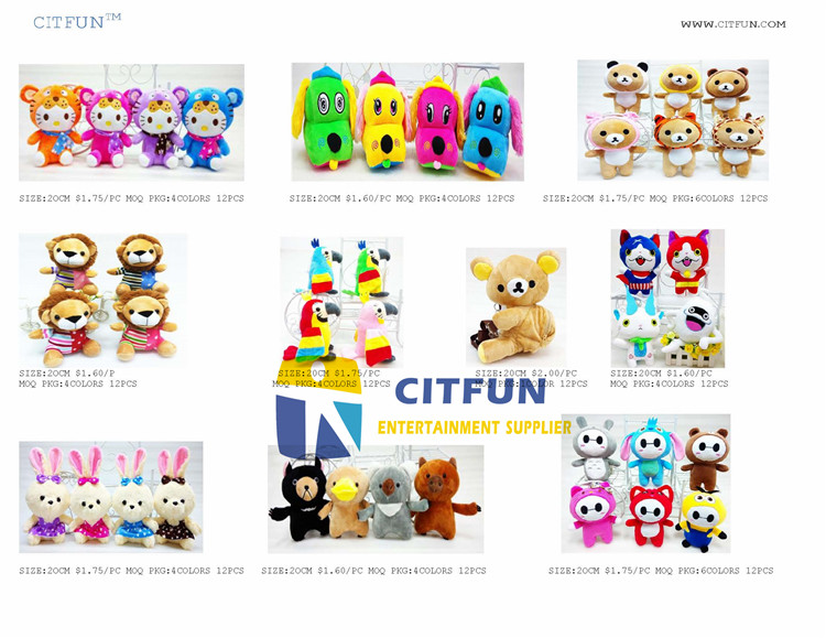 SOFT TOYS FOR CLAW MACHINE__07