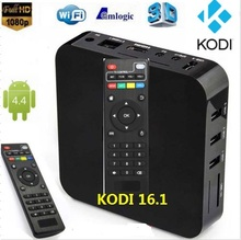 S805 android tv box Amlogic S805 Quad core ARM Cortex-A5 up to 1.5 GHz M X smart Q tv box S805(China)