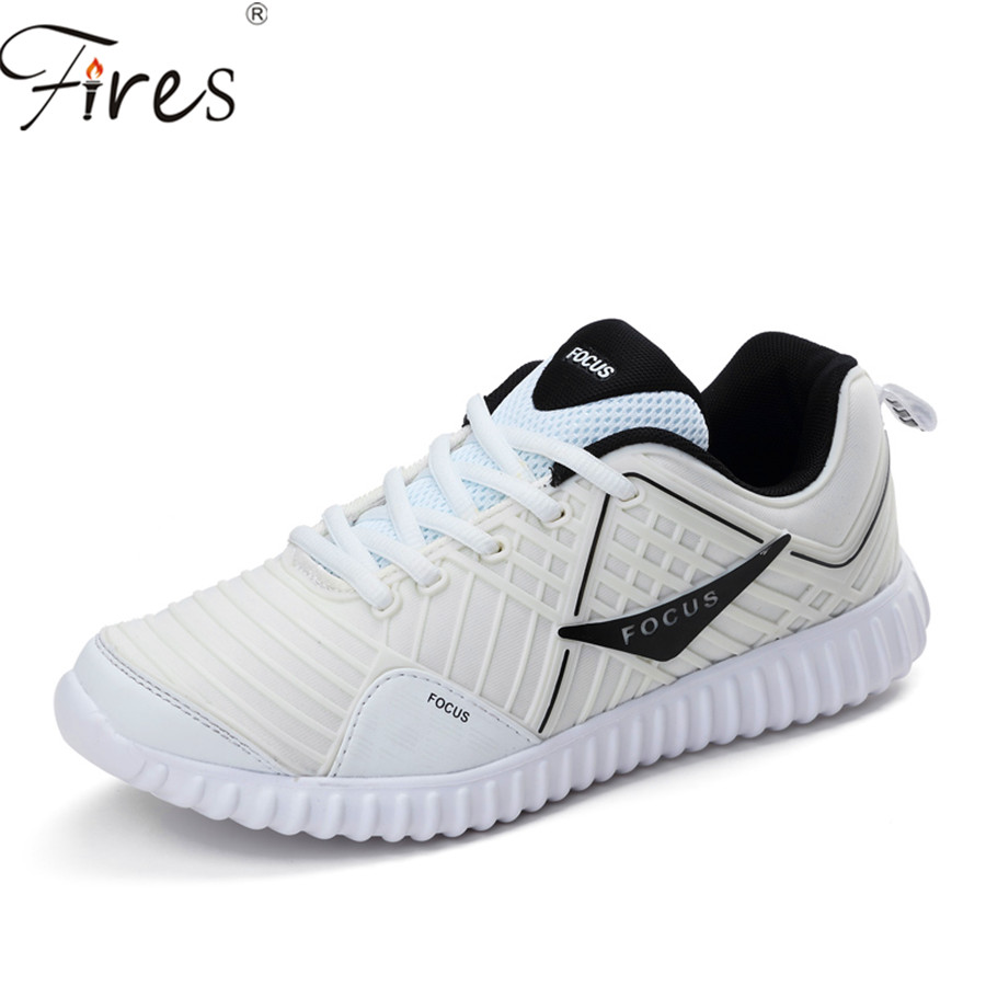 2017 Spring Sports Shoes For Man Breathable Sneakers Men Trend Running Shoes White training Flat shoes Zapatillas size 39-44 EUR<br><br>Aliexpress