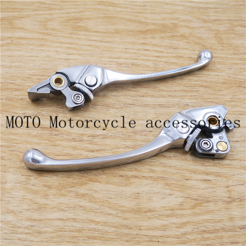 Motorcycle Brake Clutch Levers For Honda VFR 750 1990-1997  VFR 800 2002-2006 03 04 05 Motorbike Brakes Brake clutch lever<br>