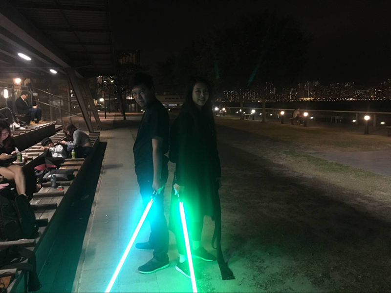 11 Colors Lightsaber Boy Gril Toy Flashing Sword RGB Sword Cosplay Interesting Star Laser Emitting Outdoor Creative Children Toy (13)