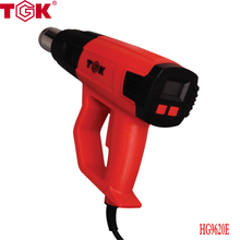 (1 piece/lot) Profession Heat Gun 2000W HG9620E Hor Air Gun Electrical Hand Tools For Plastic Welding big Hot Air Volume Blower(China)