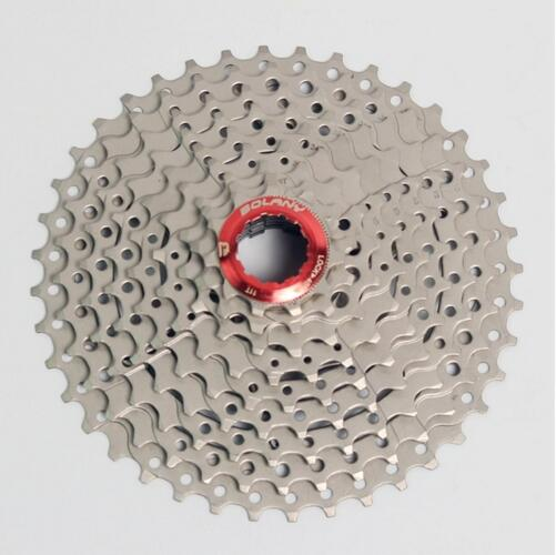 BOLANGY Bicycle flywheel 9 Speed 11-40 T Wide Ratio Mountain Cassette bicycle MTB Bike parts sunrace