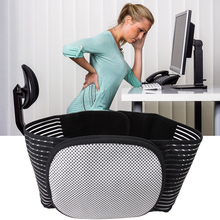 Import Stretch Heating Magnetic Therapy Belt Lumbar Back Waist Support Brace Adjustable Pad Health Care Massager Tool