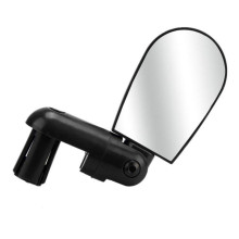 Buy 1PC Bicycle Handlebar Mirror Scooter Mountain Road Bike Handlebar Rearview Rear Back View Cycling Mirror Glass M18 for $3.38 in AliExpress store