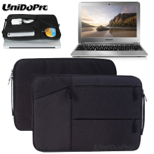 "Unidopro Sleeve Briefcase for Samsung ATIV Book 9 Pro Handbag 15.6"" Touchscreen Laptop Intel Core i7 Mallette Carrying Bag Cover"