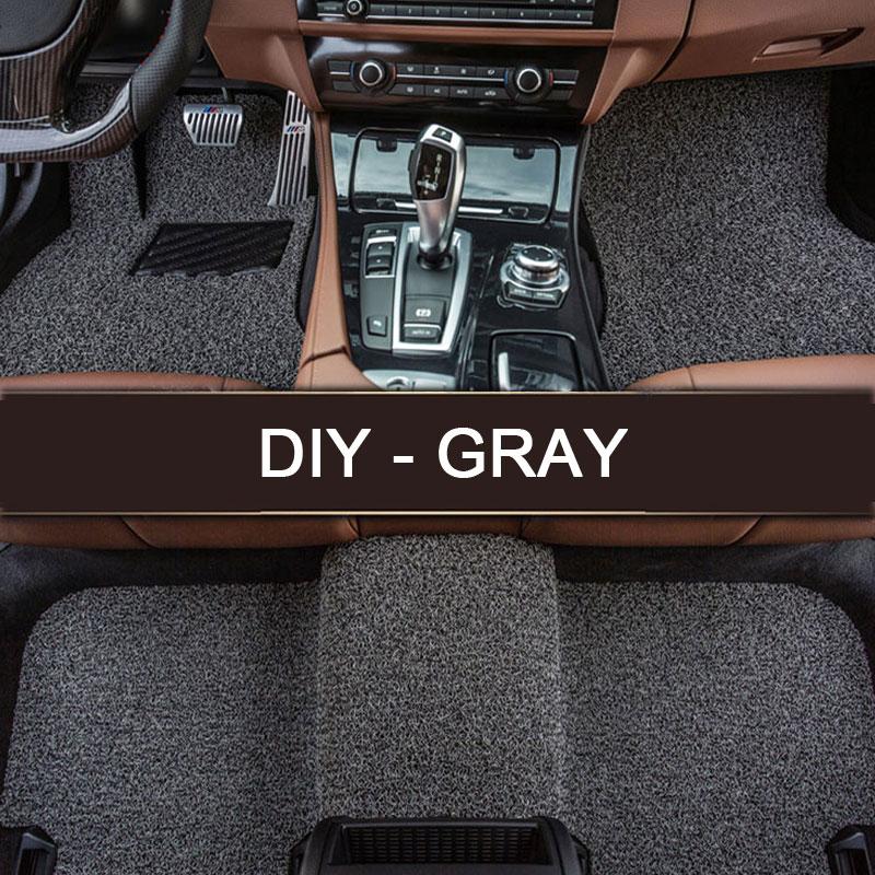 LUNDA DIY fit car floor mats for Honda Accord Civic CRV Crosstour Fit City HRV 3D car-styling heavey duty carpet floor liner<br><br>Aliexpress