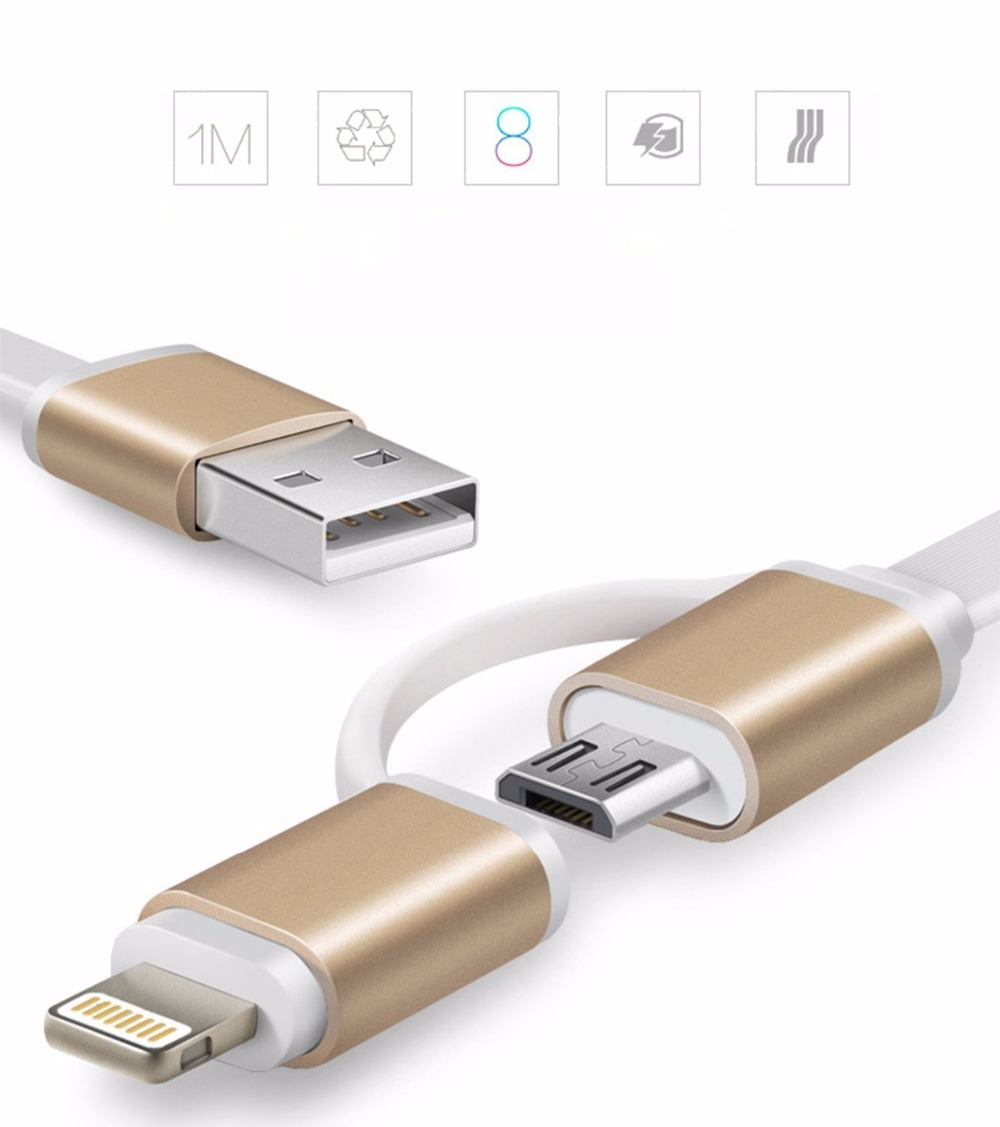 Ugreen Type C USB 3.1 Type-C to Micro USB Cable Adapter Converter for Xiaomi 4C for LeTV 1S Nexus 5x 6p P9 Macbook Chromebook