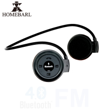 HOMEBARL Mini503 Bluetooth 4.0 Headset Mini 503 Sport Wireless Headphones Music Stereo Earphones+Micro SD Card Slot+FM Radio 6B4