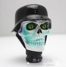 Free shipping 2015 hot Soldier Universal Car Truck Manual Gear Stick Shift Lever Knob Shifter