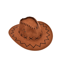 Summer Style Child Sun Hat Beach Sunhat Boy Girl Cowboy Cap Fit For Kids Children(China)