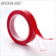 3m x 10mm Width Silicone Double Sided Tape Sticker For Car, High Strength No Traces Double Sided Adhesive Sticker(China)
