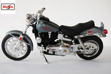 Maisto 1:18 Harley 1977 FXS Low Rider MOTORCYCLE BIKE Model FREE SHIPPING