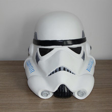 Rogue One A Star Wars Story Stormtrooper Helmet Star Wars Latex Helmet Cosplay Halloween