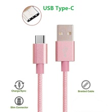 Fast Charging USB C Cable USB-C Huawei P9 P10 Plus Honor 8 Mate 9 Pro Xiaomi Mi4c Mi5 Charger - FFDESIGN Store store