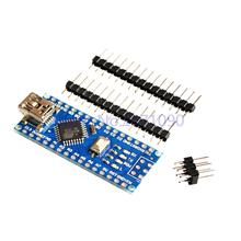 1PCS Nano 3.0 controller compatible with forarduino nano CH340 USB driver NO CABLE